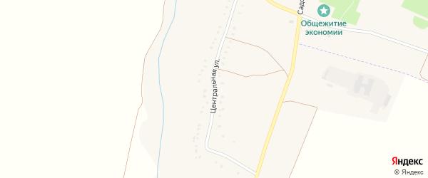 Привольная улица на карте Петровского хутора с номерами домов