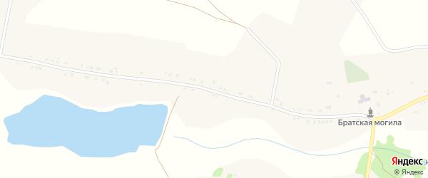 Народная улица на карте Никольского села с номерами домов