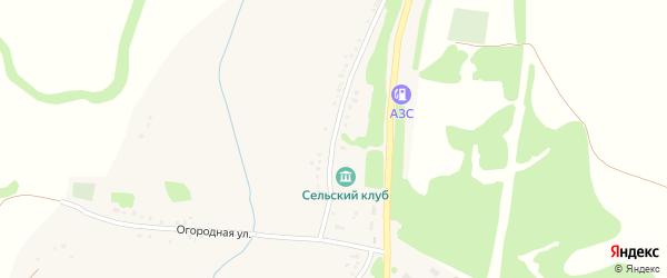 Улица Куйбышева на карте Веселого села с номерами домов
