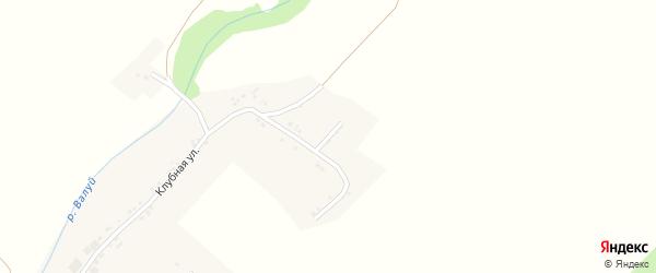 Садовая улица на карте села Безгодовки с номерами домов