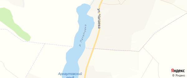 Карта села Палатовки-Второй в Белгородской области с улицами и номерами домов
