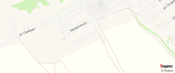 Интернациональная улица на карте поселка Вейделевки с номерами домов