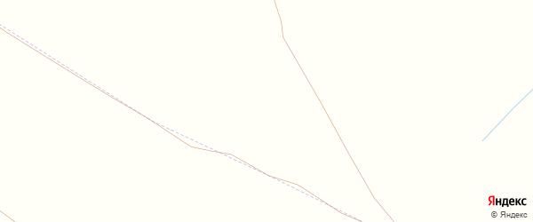 Улица Калинина на карте хутора Калининой с номерами домов