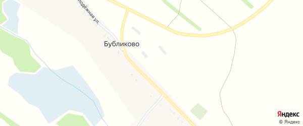 Луговая улица на карте хутора Черепова с номерами домов