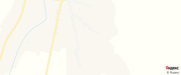 Заречная улица на карте села Свистовки с номерами домов