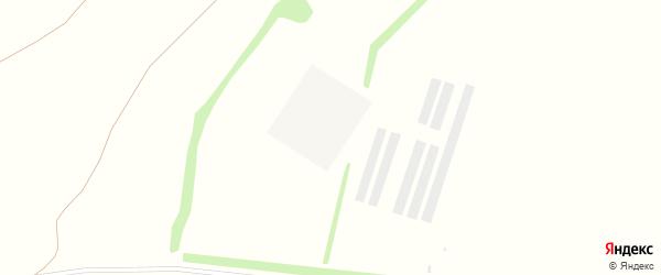 Молодежная улица на карте села Тютюниково с номерами домов