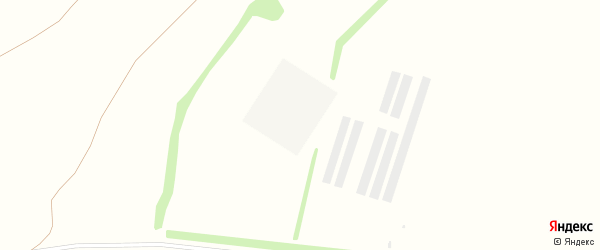 Светлая улица на карте села Сероштаново с номерами домов