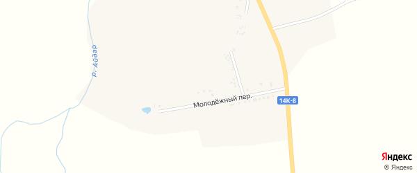 Улица Старая Райгородка на карте хутора Старой Райгородки с номерами домов