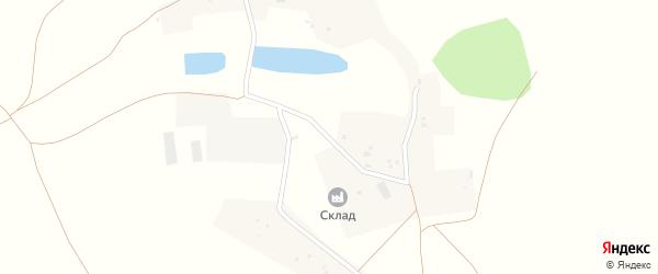 Улица Соловьиная роща на карте села Калиниченково с номерами домов