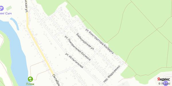 Байконурская Улица в Воронеже