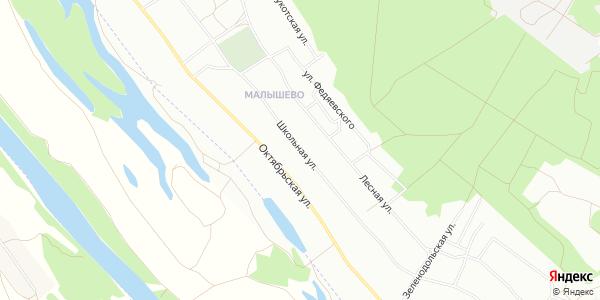 Школьная Улица в Воронеже