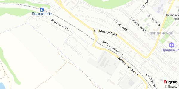 Кемеровская Улица в Воронеже