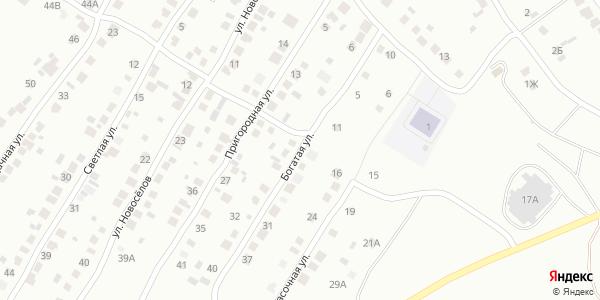 Богатая Улица в Воронеже