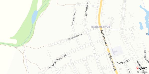 Надежная Улица в Воронеже