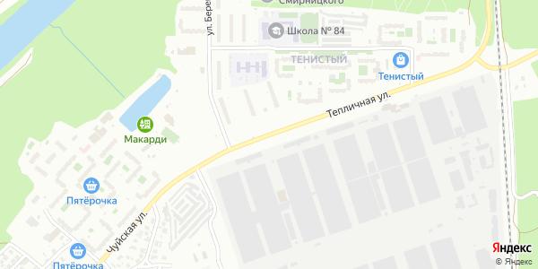 Тепличная Улица в Воронеже