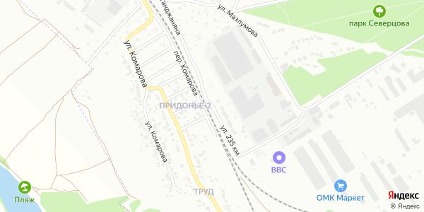 235 км Улица в Воронеже