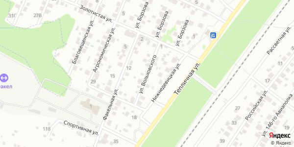 Вольховского Улица в Воронеже
