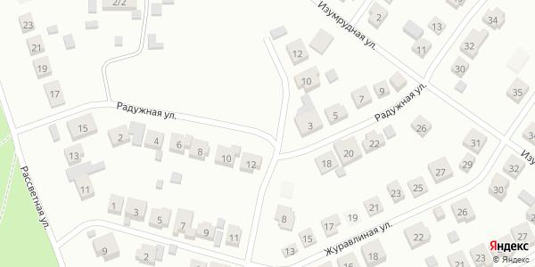 Радужная Улица в Воронеже