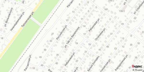 146-го авиаполка Улица в Воронеже