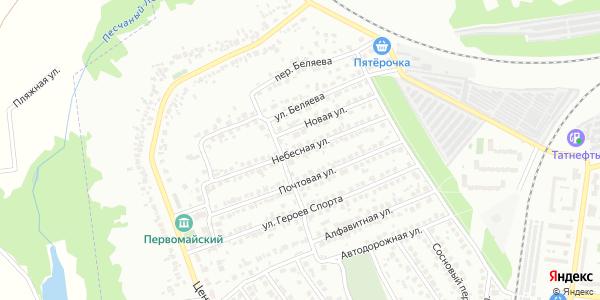 Небесная Улица в Воронеже