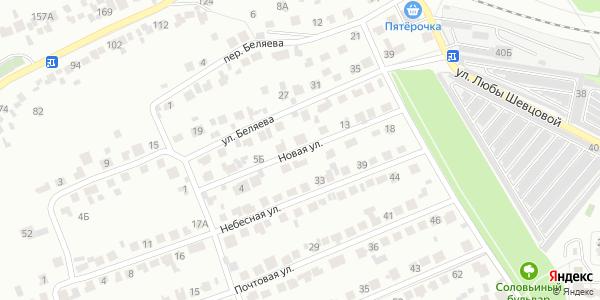 Новая Улица в Воронеже