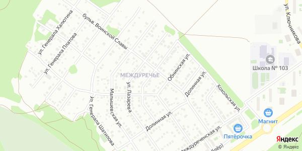 Леонида Утесова Улица в Воронеже