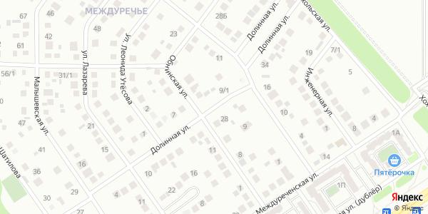 Долинная Улица в Воронеже