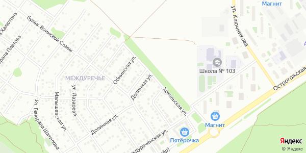 Хохольская Улица в Воронеже