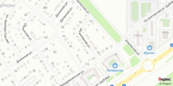 Инженерная Улица в Воронеже