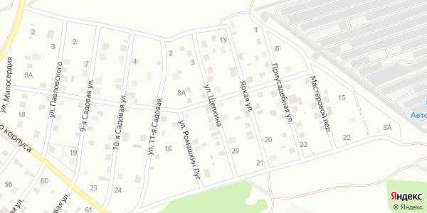 Щепкина Улица в Воронеже
