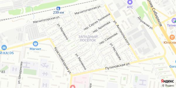 Фестивальный Бульвар в Воронеже