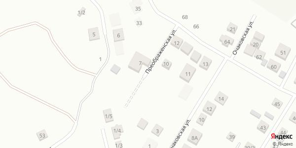 Преображенская Улица в Воронеже