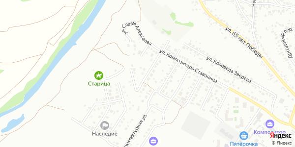 Очаковская Улица в Воронеже