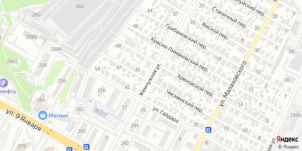 Жемчужная Улица в Воронеже