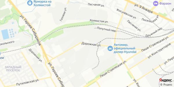 Дорожная Улица в Воронеже