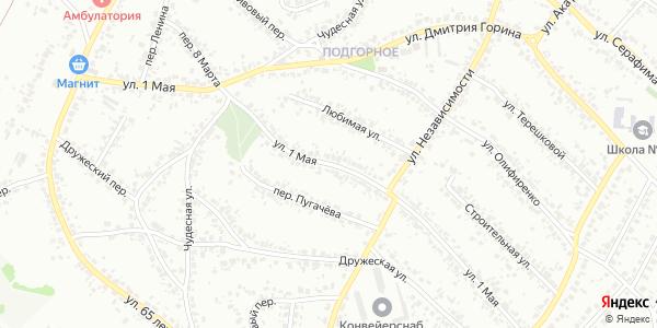 1 Мая Улица в Воронеже