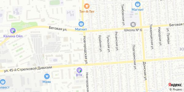 Новгородская Улица в Воронеже