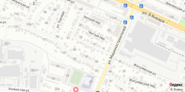 Жигулевская Улица в Воронеже
