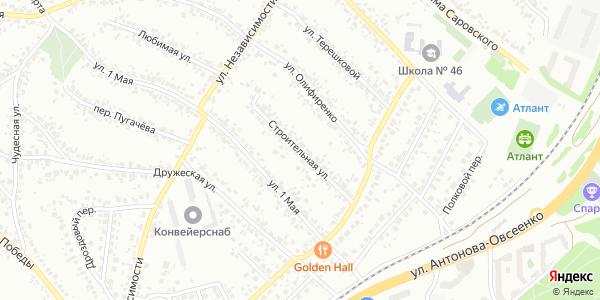Строительная Улица в Воронеже