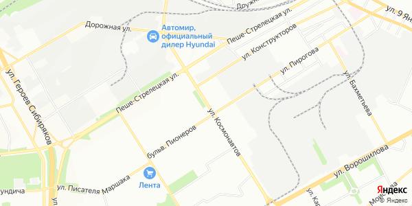 Космонавтов Улица в Воронеже