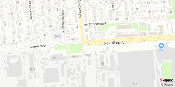 Ясный Проезд в Воронеже