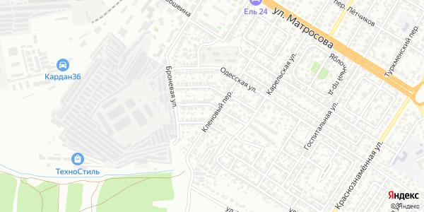 Газетчиков Улица в Воронеже