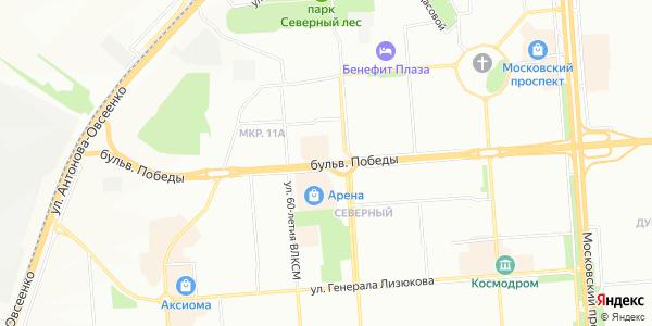 Победы Бульвар в Воронеже