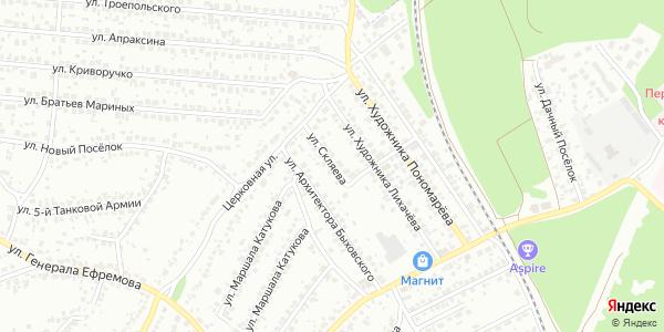 Скляева Улица в Воронеже