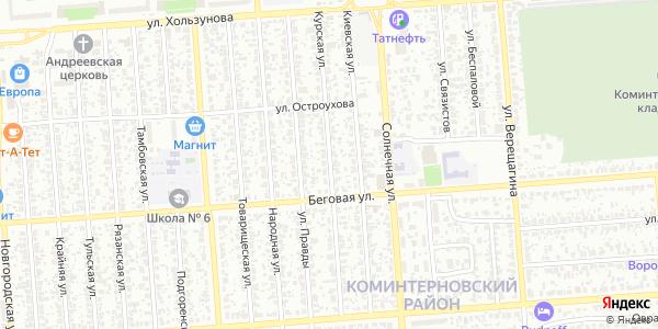Курская Улица в Воронеже