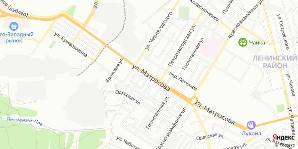 Матросова Улица в Воронеже