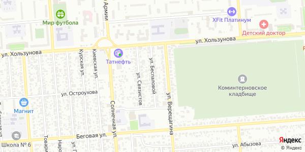 Беспаловой Улица в Воронеже