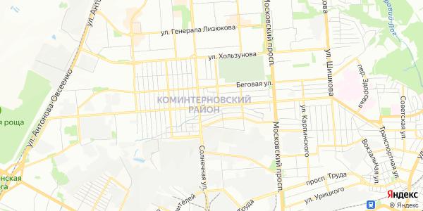 45 стрелковой дивизии Улица в Воронеже