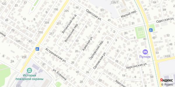 Камская Улица в Воронеже
