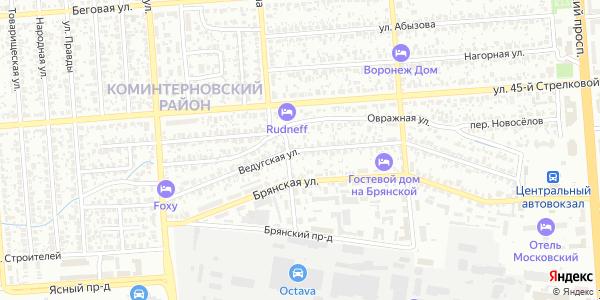 Ведугская Улица в Воронеже
